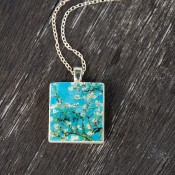 "Almond Blossom ""Waiting"" Necklace"